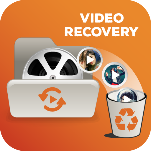 Video recovery 2020: Restore Deleted Videos icon