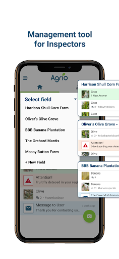 Agrio - Protect your crops. Harvest more! screenshot 7