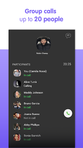 Viber Messenger - Free Video Calls & Group Chats screenshot 1