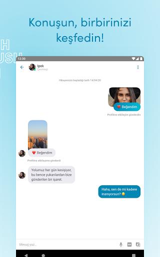 happn – Sohbet, aşk ve buluşma screenshot 14