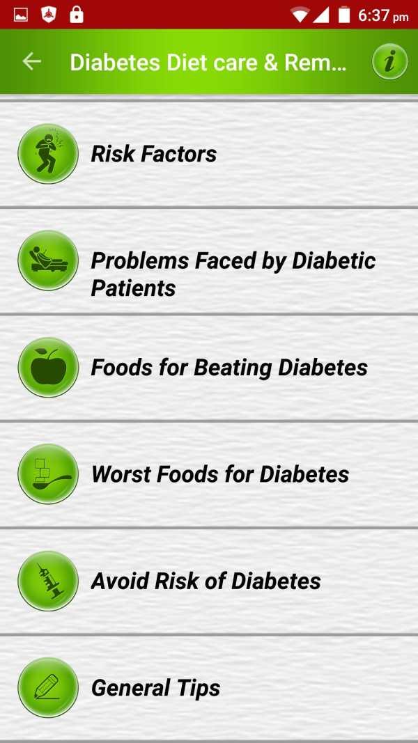 Diabetes Diet Causes & Remedy screenshot 2