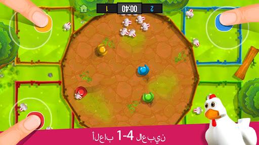Stickman Party: 1 2 3 4 ألعاب ألعاب مجانية 2 تصوير الشاشة