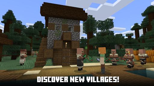 Minecraft Trial 7 تصوير الشاشة