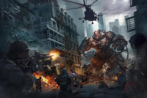 حرب الموت:  قتل الزومبيز 3 تصوير الشاشة
