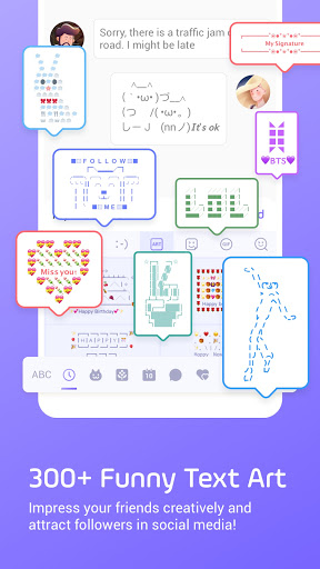 Facemoji Emoji Keyboard:Emoji Keyboard,Theme,Font screenshot 6