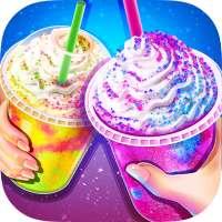 Rainbow Ice Cream - Unicorn Party Food Maker on 9Apps