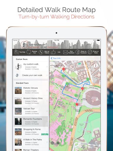 GPSmyCity: Walks in 1K  Cities screenshot 9