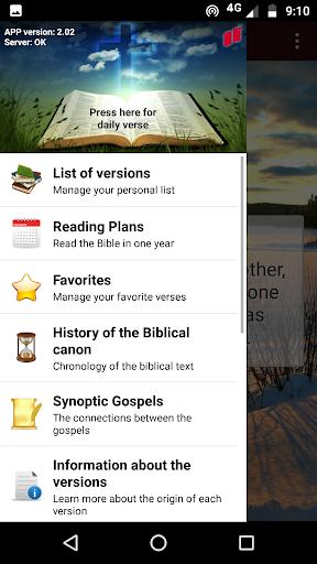 Holy Bible screenshot 2