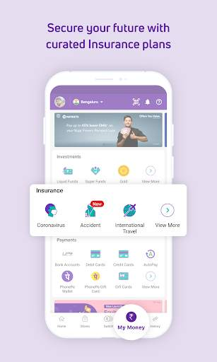 PhonePe – UPI Payments, Recharges & Money Transfer screenshot 5