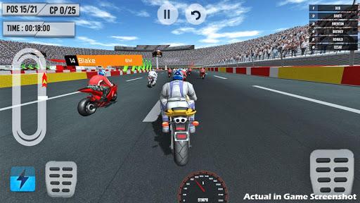 Bike Racing - 2021 Extreme Tricks Stunt Rider screenshot 2