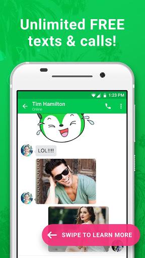 Nextplus Free SMS Text   Calls скриншот 1