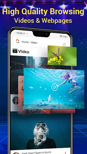 Web Browser & Fast Explorer screenshot 3