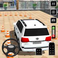 Prado parking Modern Car Parking: car games 2021 on 9Apps