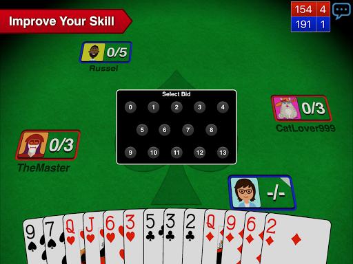 Spades   8 تصوير الشاشة