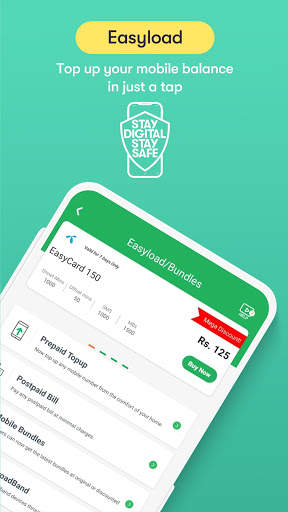 Easypaisa - Mobile Load, Send Money & Pay Bills screenshot 3