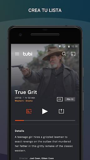 TV Tubi -TV y películas Gratis screenshot 5