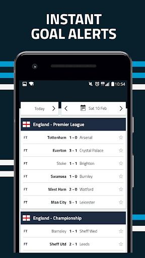 Goal.com screenshot 3
