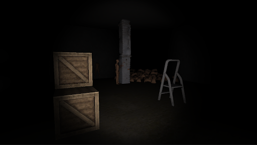 The Ghost - Co-op Survival Horror Game screenshot 1