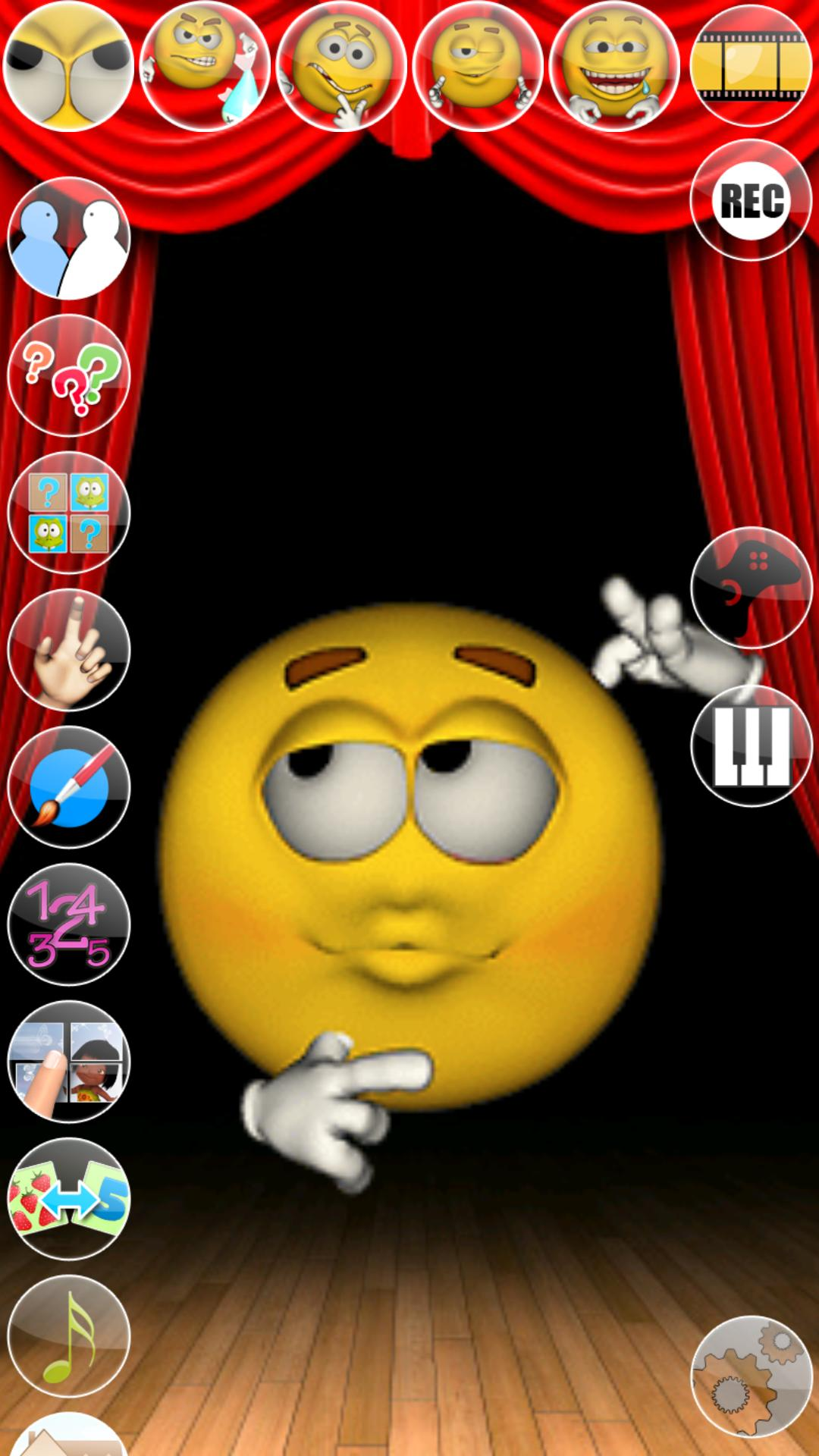 Talking Smiling Simon screenshot 5