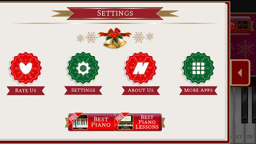 Best Piano Lessons Christmas screenshot 6