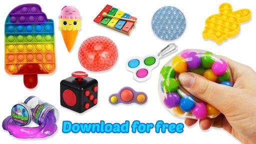 Pop It Fidget 3D screenshot 8