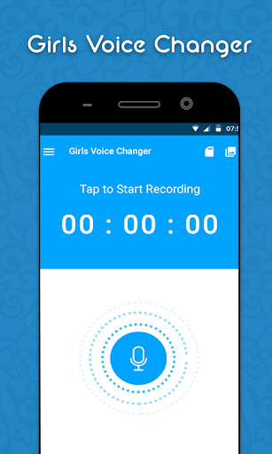 Girls Voice Changer - Edit Pitch & Sounds Updates screenshot 1