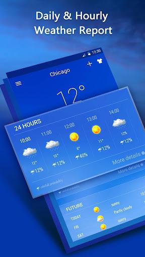 Weather Forecast App screenshot 5