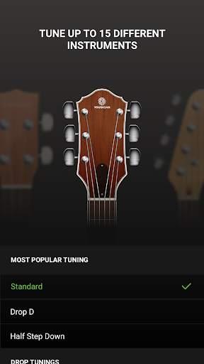 GuitarTuna - Tuner for Guitar Ukulele Bass & more! screenshot 4