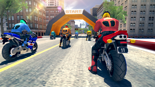 Bike Racing Rider screenshot 2