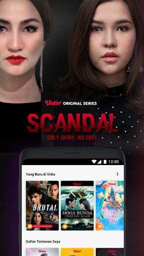 Vidio - Watch Video, TV & Live Streaming स्क्रीनशॉट 1