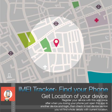 IMEI Tracker - Find My Device screenshot 1