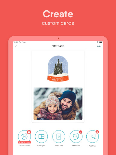 TouchNote - Photo Cards Made by You screenshot 9
