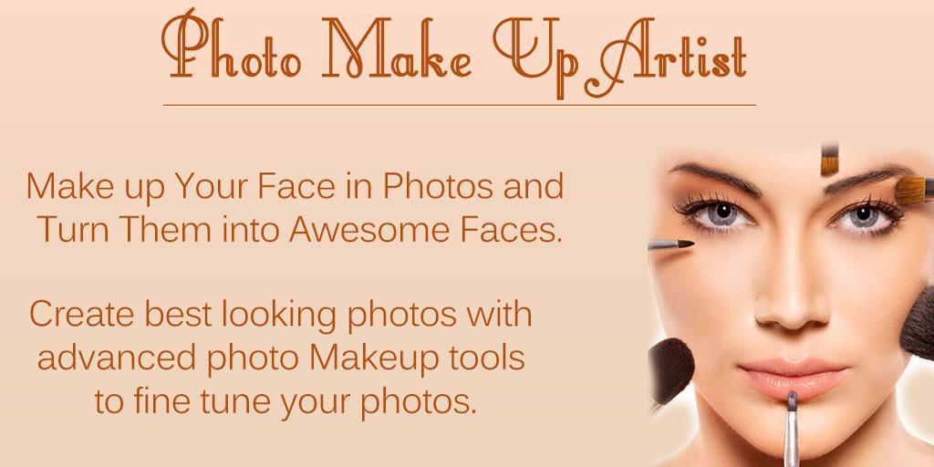 Face Make-Up Artist screenshot 1