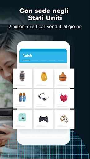 Wish - Lo shopping divertente screenshot 3