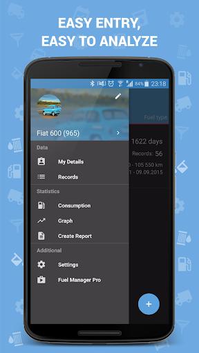 Fuel Manager (Consumption) 3 تصوير الشاشة