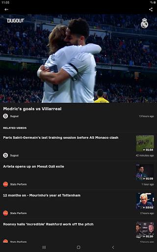 OneFootball - Soccer News, Scores & Stats 14 تصوير الشاشة