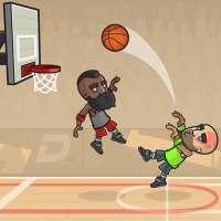 Basketball Battle on 9Apps