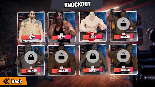 GYM Fighting Games: Bodybuilder Trainer Fight PRO screenshot 4