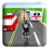 Highway Dash 3D - Speed Street Bike Moto Racing أيقونة