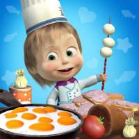 Masha Masak: game memasak on 9Apps
