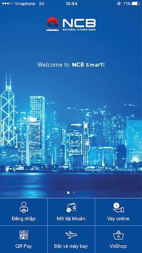 NCB Smart screenshot 2
