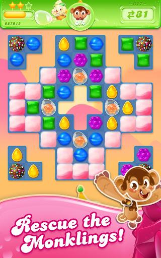 Candy Crush Jelly Saga 20 تصوير الشاشة