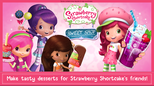 Strawberry Shortcake Sweet Shop screenshot 2