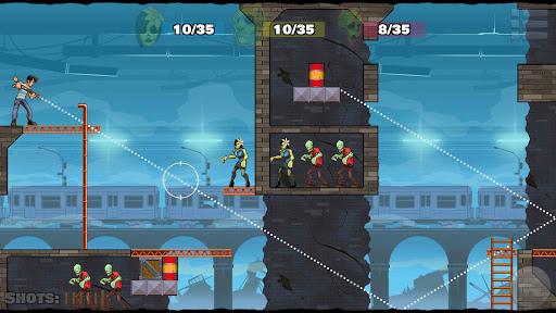 Stupid Zombies 3 1 تصوير الشاشة