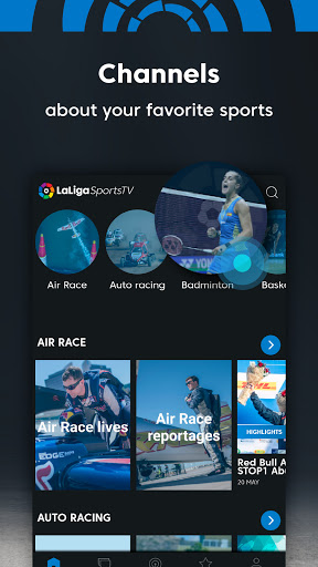 LaLiga Sports TV - Live Sports Streaming & Videos screenshot 5