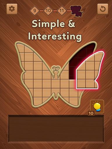 Jigsaw Wood Block Puzzle screenshot 10
