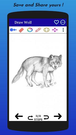 كيفية رسم الحيوانات واقعية مع قلم رصاص - مجانا 5 تصوير الشاشة