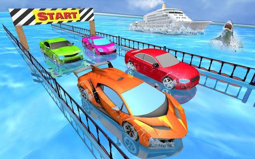 Car Games Stunt Driving: Racing Games Rush 2021 screenshot 2