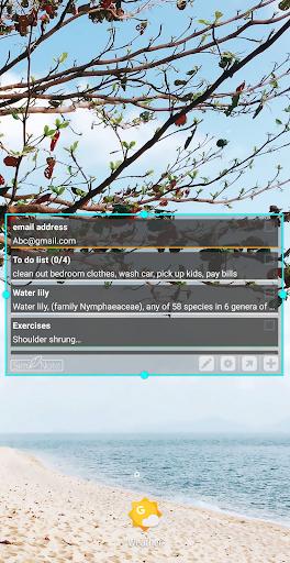 SimNote (Simple Notepad) screenshot 10