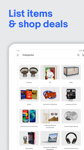eBay: Buy, sell, and save on brands you love screenshot 9